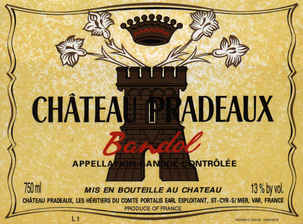 Image result for castle bandol pradeaux 2017