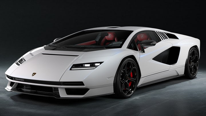 This exclusive new Lamborghini is already sold out