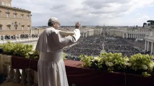 El Papa clama contra el fin de la violencia y recuerda a Venezuela, Tierra Santa y Corea