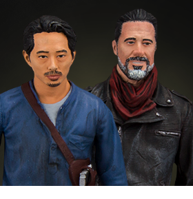 THE WALKING DEAD MCFARLANE