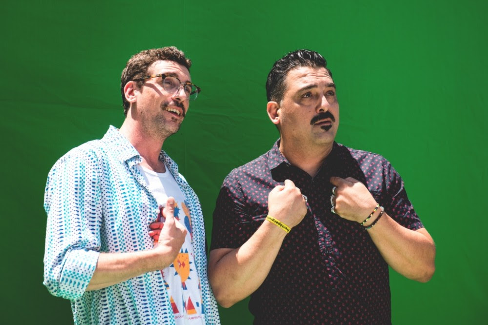 Roy Paci & Willie Peyote - foto di Antonio Triolo