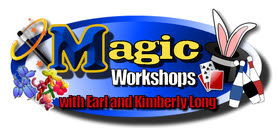 Magic Workshops with Earl and Kimberly
