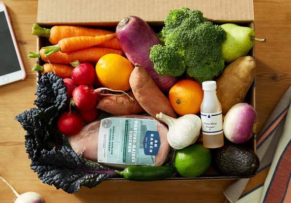 Blue Apron: $40 Off Your First...