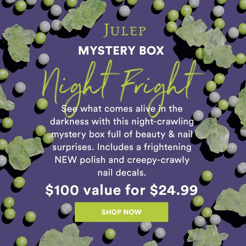 Halloween Beauty and Nail Box