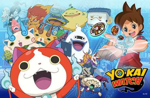 On Nov. 6, Nintendo will launch the YO-KAI WATCH game for its portable Nintendo 3DS system. (Photo:  ...