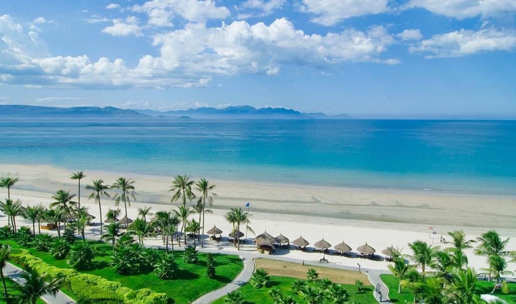 Đất nền biệt thự biển vịnh Hòn Rơm, Mũi Né, Phan Thiết.