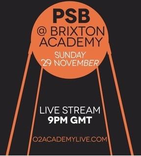 Brixton Live Stream Artwork