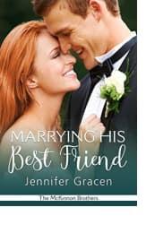 Marrying His Best Friend by Jennifer Gracen