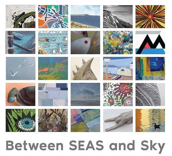 Linden Hall Studio - Between SEAS & Sky Exhibition