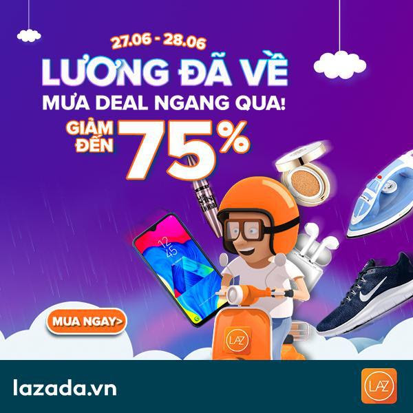 Lazada Campaigns in Malaysia, Singapore, Vietnam & the