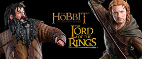 WETA HOBBIT & LOTR WEAPONS AND STATUES