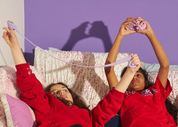 El moco es particularmente popular entre adolescentes.