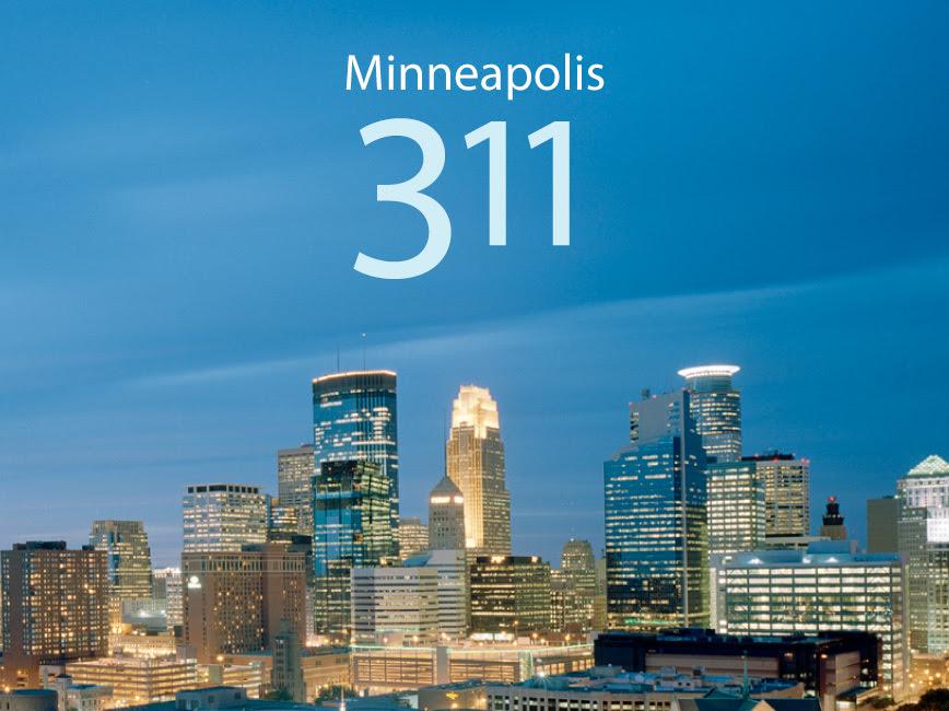 Minneapolis 311