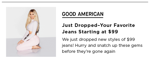 Good American Best Black Friday Sales