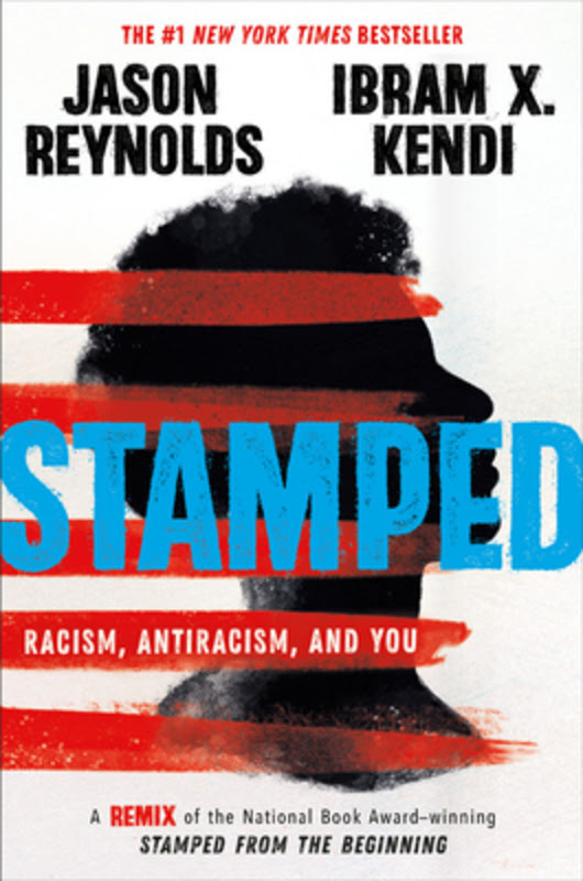 Stamped, a staff pick at Literati Bookstore