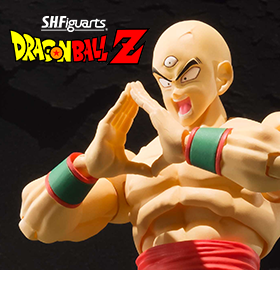 Dragon Ball Z S.H.Figuarts Tien Shinhan
