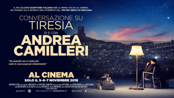 Conversazione su Tiresia - Di e con Andrea Camilleri