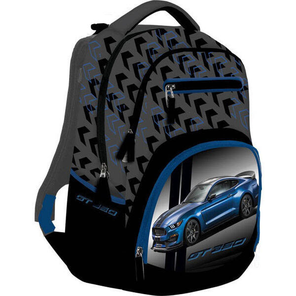 FORD - Mustang Blue Active hátizsák