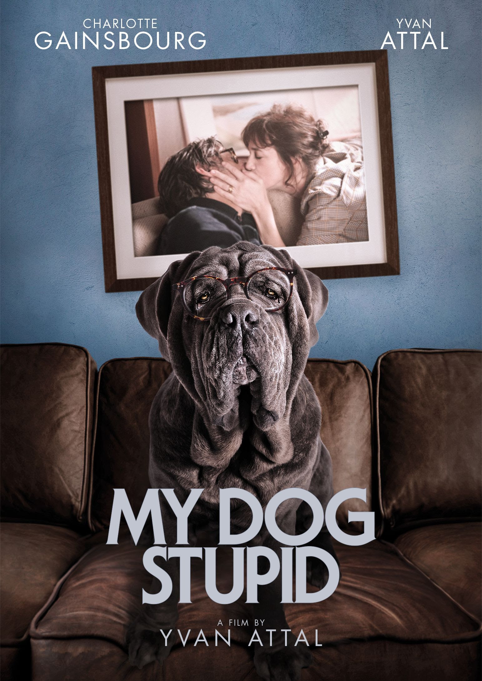 Poster for My Dog Stupid