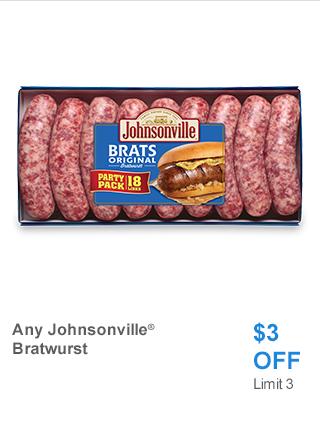 Johnsonville Brats