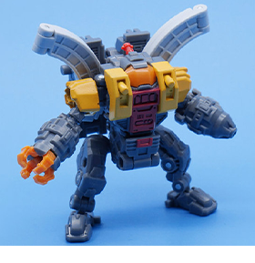 THIRD PARTY TRANSFORMING FIGURES