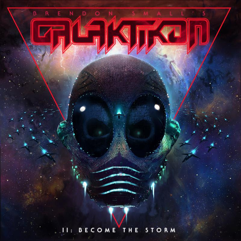 Dethklok Mastermind Brendon Small Reveals Upcoming GALAKTIKON II Album Details and Music Teaser