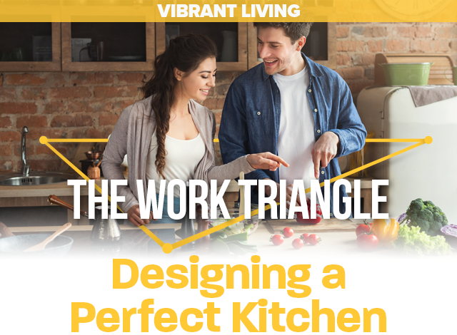 The Work Triangle: Designing a Perfect Kitchen