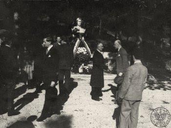 Fotografie ze zbiorów Ambasady RP w Watykanie dot. obchodów święta niepodległości w dn. 11 XI 1948 r., IPN BU 3454/307