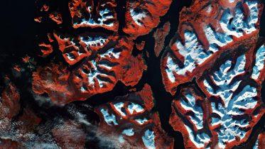Tromsø, Norway From Space