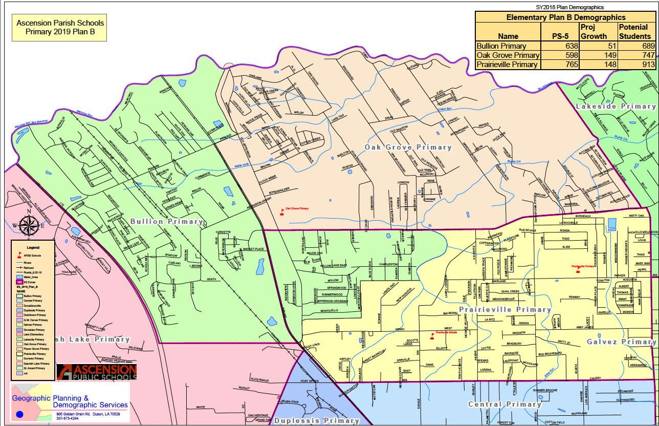 Map Plan B