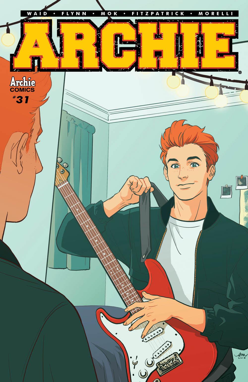 Archie #31: CVR A Mok