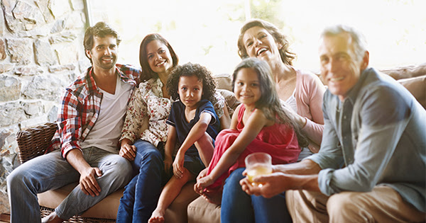 From Empty Nest to Full House... Multigenerational Families Are Back! | Keeping Current Matters