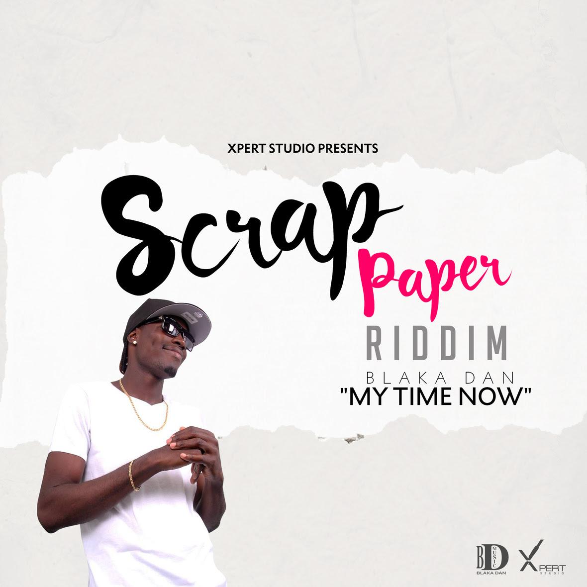 Scrap Paper Blaka