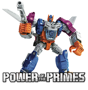 TAKARA POWER OF THE PRIMES