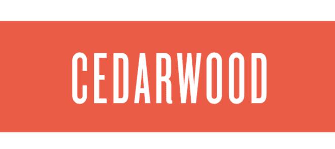 GET CEDARWOOD