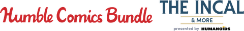 Humble Comics Bundle: The Incal & More Presented by Humanoids
