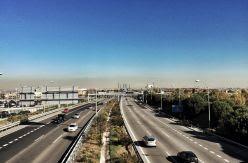 La combinación de alto tráfico y anticiclones aboca a las ciudades a padecer picos de contaminación como el que vive Madrid