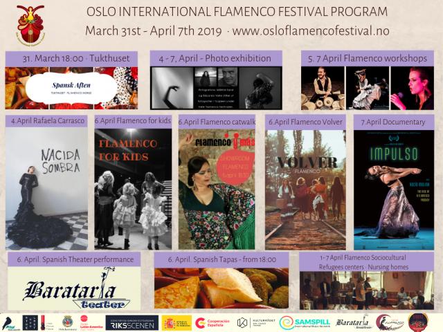 Oslo Flamenco Festival