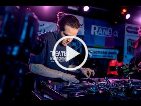 DJ Toltech || 2015 DMC U.S. DJ Finals