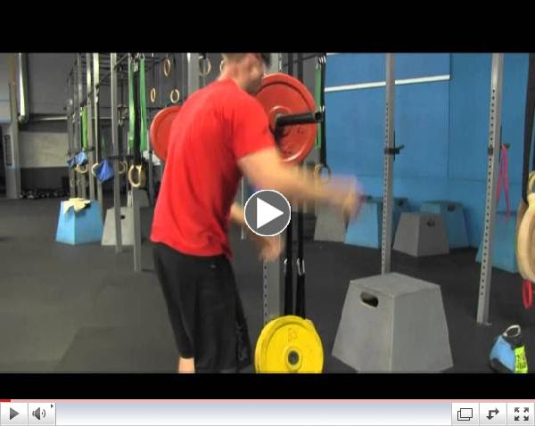 XWOD Front Squat and Seated Box Jump Super Set with Ryan Moody and Kyle H