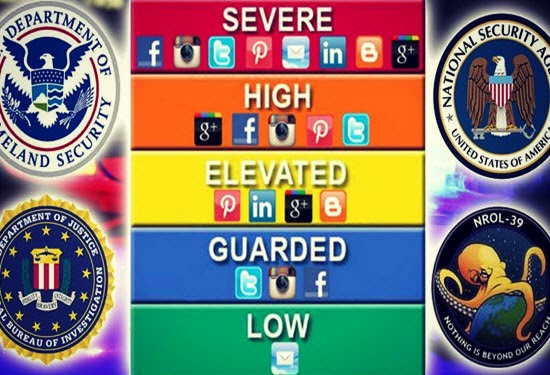 """How Police Across the US are Watching Your Every Move Online to Determine Your """"Threat Score"""""""