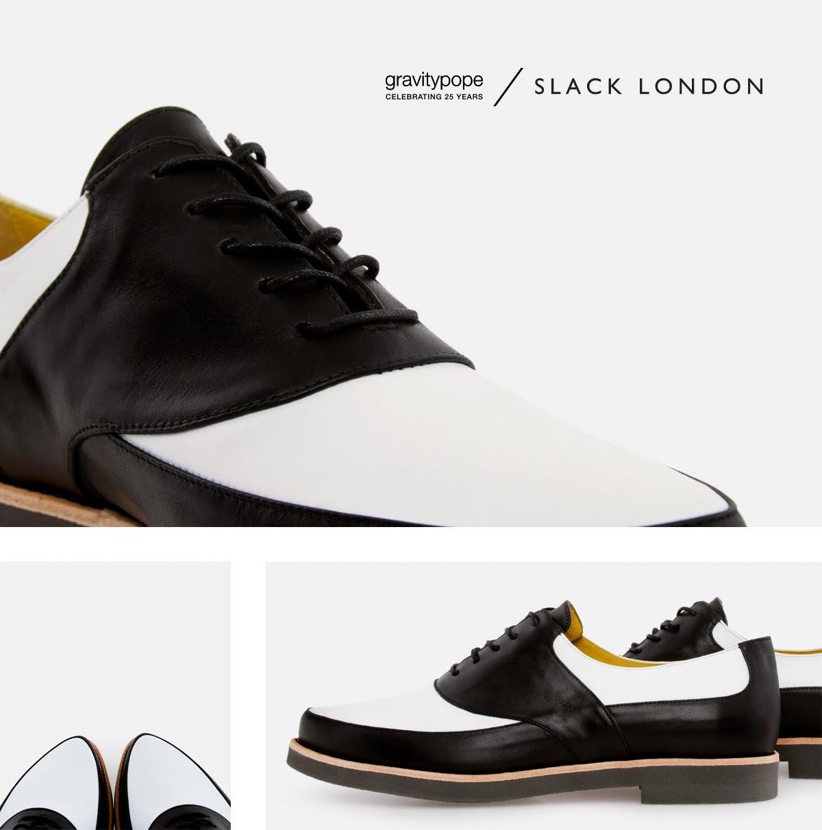 GRAVITYPOPE X SLACK LONDON