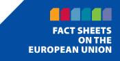 Image of the logo of the Fact Sheets of the European Union