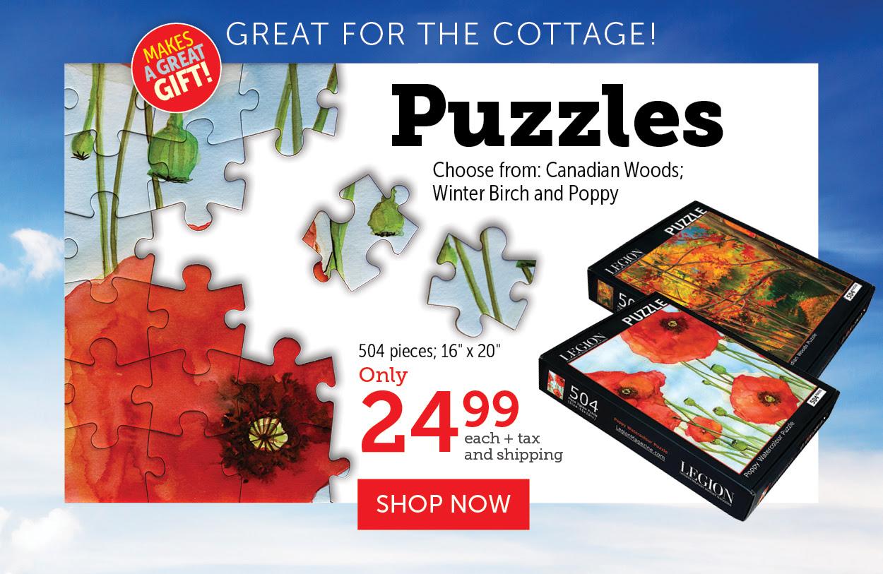 Puzzle Packs!