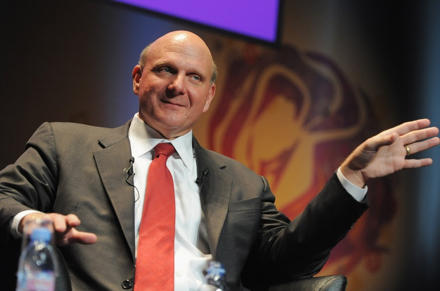 Steve Ballmer Net Worth 2020