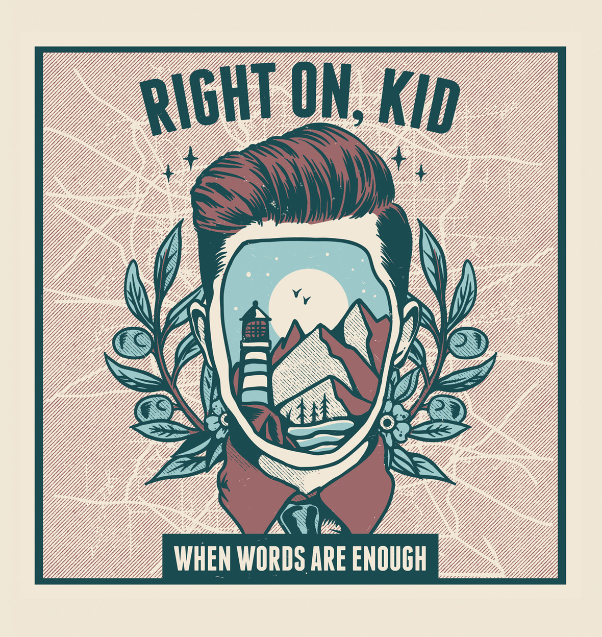 cover art - when words are enough