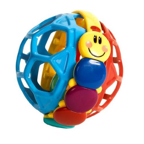 Baby Einstein 30974 Bendy Ball