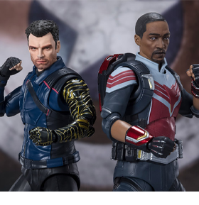The Falcon and the Winter Soldier S.H.Figuarts