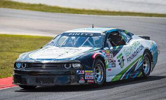2021-03_Julia Landauer _ TechForce Wrapped NASCAR On Race Track-1
