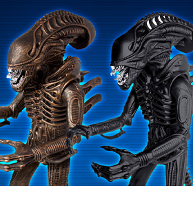 Sale - Aliens Warrior 18 Inch Classic Toy Edition